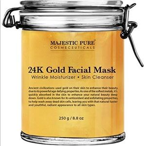 24k Gold Face Mask 💎- used 1x